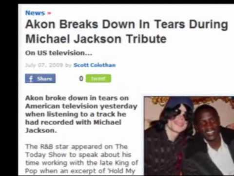 Michael Jackson is Alive: Does Akon Know? --The Hoax Evidence Part 14