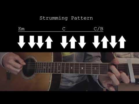 XXXTENTACION - BAD! EASY Guitar Tutorial With Chords / Lyrics