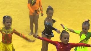 Художественная гимнастика, 1й год обучения