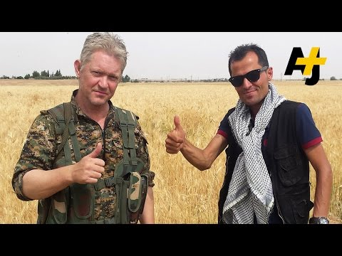 Hollywood Actor Joins Fight Against ISIS