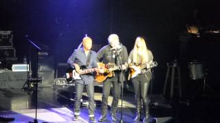"Tom Cochrane & Red Rider ""I Wish You Well"" (Acoustic) Hard Rock, Van. Feb./15"