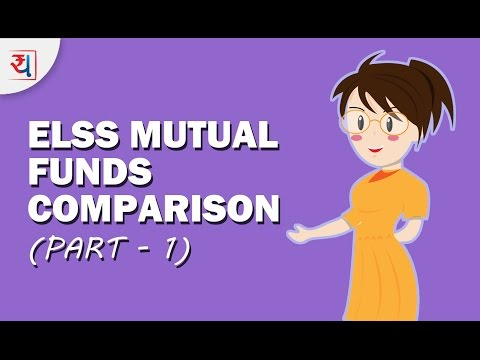 Comparison of Top ELSS Funds | Tax Saving Mutual Funds Comparison - Part 1