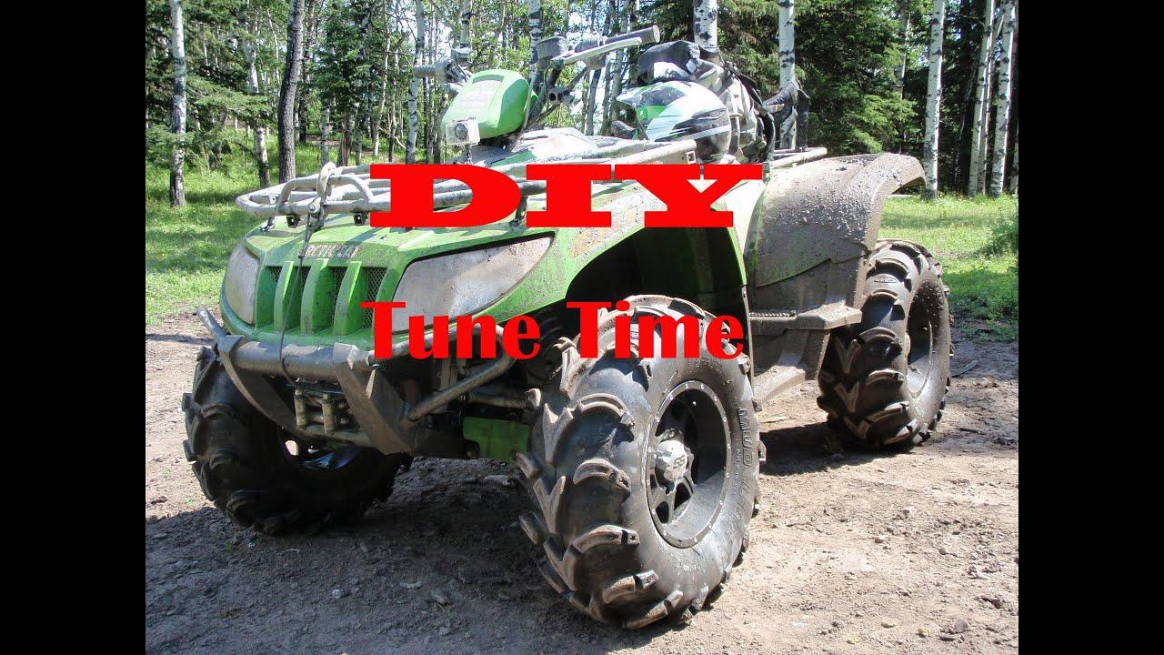 medium resolution of diy atv tune up and oil change