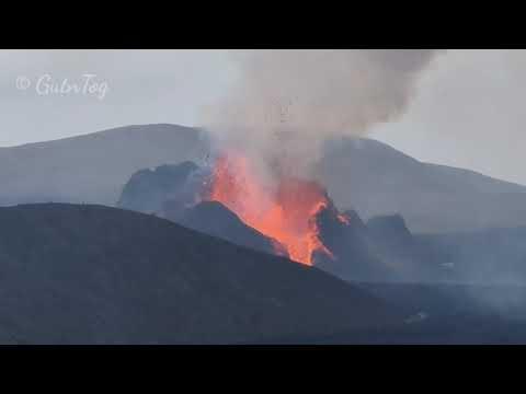 Langihryggur Trail 🌋 Volcano vistas