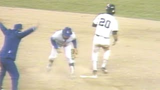 1978 WS Gm5: Dent smacks an RBI double in the 8th