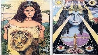 12 chòm sao tượng trưng cho lá bài Tarot nào? 12 cung hoàng đạo vui