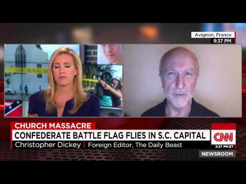Chris Dickey on the Confederate Flag and Guns in America