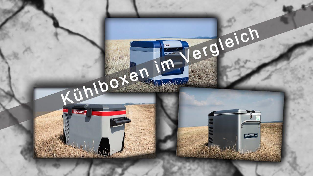 Kühlboxen im Vergleich - ARB Engel - YouTube | {Kühlboxen 40}