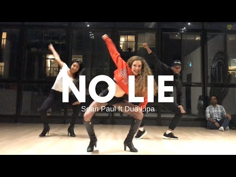 NO LIE - Sean Paul ft. Dua Lipa II MONICA GOLD CHOREOGRAPHY