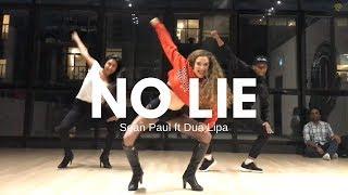 NO LIE - Sean Paul ft. Dua Lipa II MONICA GOLD CHOREOGRAPHY
