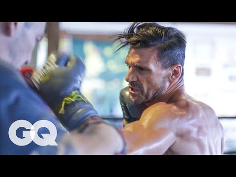 How I Got My Body: Kingdom's Frank Grillo Shares Boxing and Workout Tips