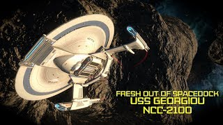 USS Georgiou   NCC-2100   Star Trek Online