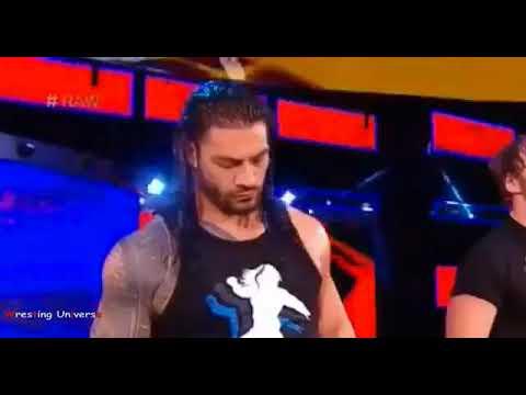 Download Shield Reunites And Destroyes Miz, Sheamus & Cesaro - WWE Raw 9/10/2017