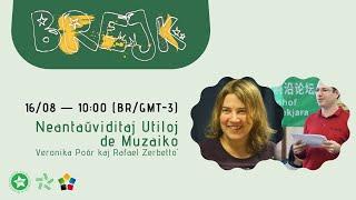 1-a BREJK   Neantaŭviditaj Utiloj de Muzaiko – Veronika Poór kaj Rafael Zerbetto