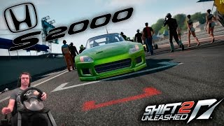 Honda S2000 One Love | Прохождение Need for Speed Shift 2 Unleashed