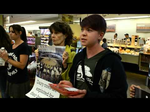 Mother's Day Protest for Mother Cows - Part 1/2