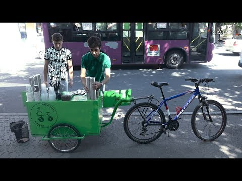 Coffee On Wheels In Yerevan
