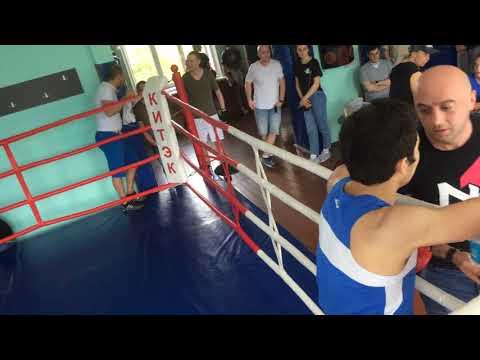 Vanik Mejlumyan - Boxing time / Время бокса