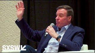Brian Barrett & Mark Warner   Hacking our Democracy and Discourse   SXSW 2018