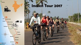 Indien-Radtour Nov. 2017