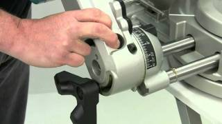 Makita Ls1216l Dxt Mitre Saw With Alan Holtham