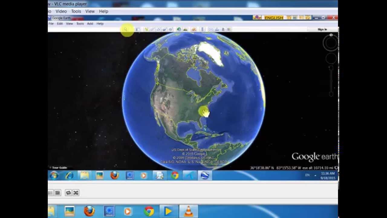 বাংলা ভয়েস Learn Google Earth গুগল আর্থ শিক্ষুন এবং নিজের বাড়ী দেখুন পৃথিবীর য কোন জায়গা থেকে