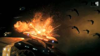 Star Trek Infinite Space - Galaxy at War | OFFICIAL trailer (2011)