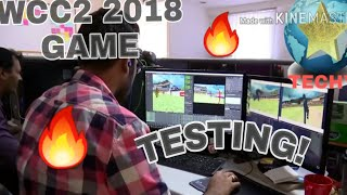 🔥WOW🔥|| 🔥WCC2 2018 UPDATE TESTING VIDEO🔥|| 🔥WITH Proof🎥🎥🔥