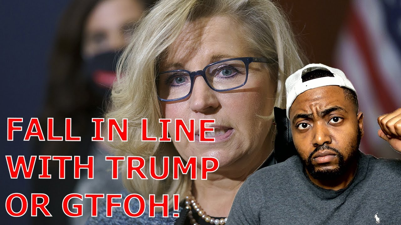 Kevin McCarthy & GOP Want To OUST Liz Cheney With A Clear Message.. GET BEHIND TRUMP OR GET OUT!