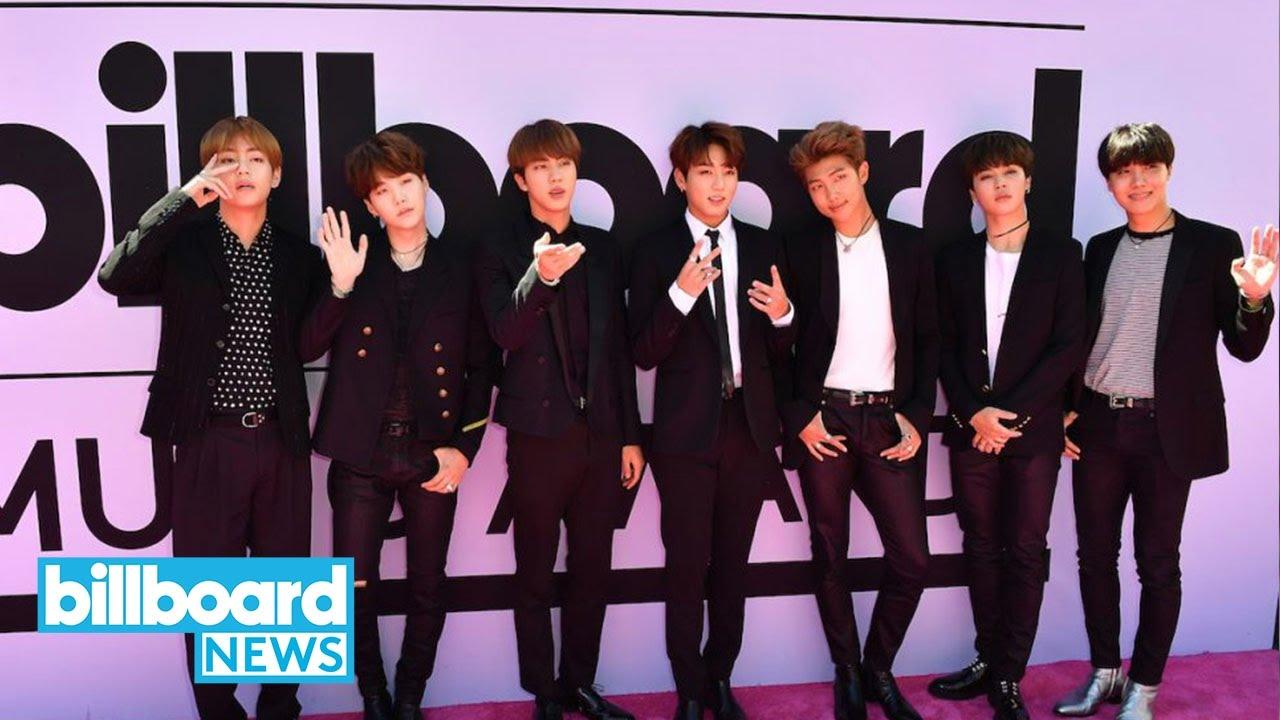 BTS Thanks Fans For Top Social...