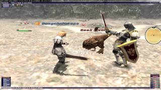 Final Fantasy XI Leveling From 1 to 99 -- Level 7-15 -- Gameplay -- HD