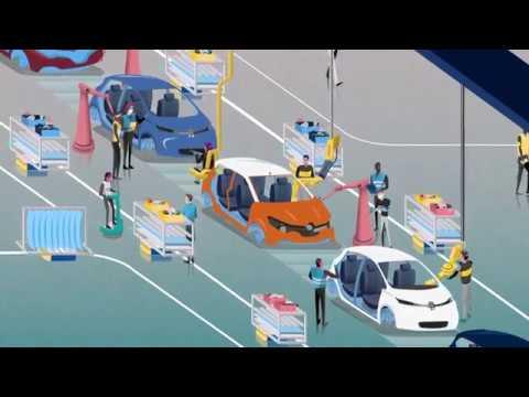 Le Futur dans les usines Renault | Groupe Renault