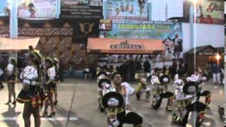 caporales santos/virgen de copacabana 2014