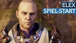Elex - Spielstart mit Björn Pankratz: XP verdienen, wenn sich zwei streiten