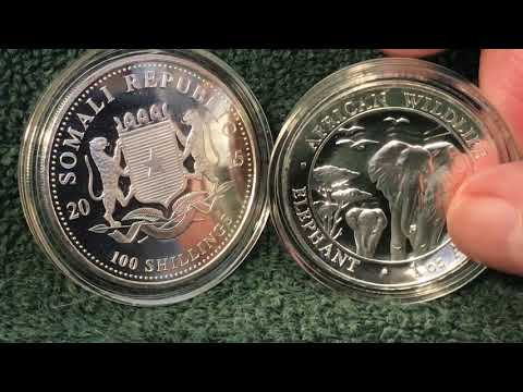 Is This A Coin? The Great Somali Elephant Controversy