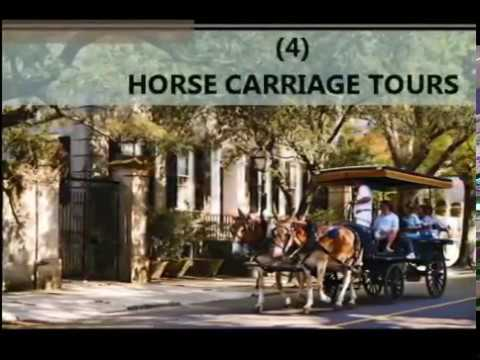 CHARLESTON, SC - Top Tourist Attractions, Travel Guide