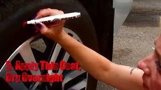 Spidol Ban Mobil Motor Toyo Paint Marker Original
