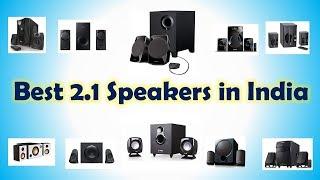 Best 2 1 Speaker In India With Price