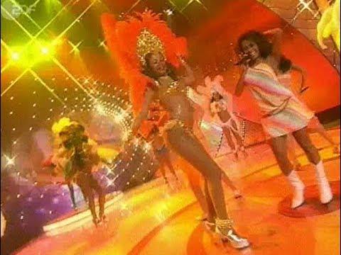 SambaTänzerinnen im ZDF mit Bellini & Samba de Janeiro • Copacabana Sambashow Berlin
