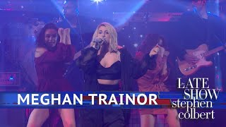 Meghan Trainor Performs 'Let You Be Right'
