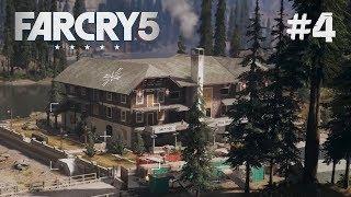 Отель Грандвью • #4 • FarCry 5 - прохождение в кооперативе.