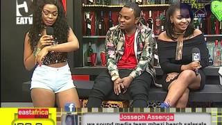 FRIDAY NIGHT LIVE, JUNI 16, 2017 -  Gigy Money akanusha tetesi za kuwa na miwaya