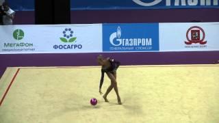 Кудрявцева Яна мяч