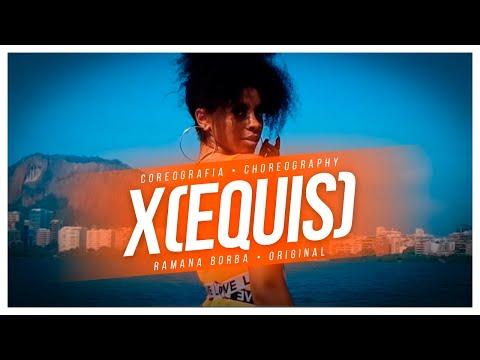 X (EQUIS) - Nicky Jam x J. Balvin  (Coreografia/Choreography)/Ramana Borba