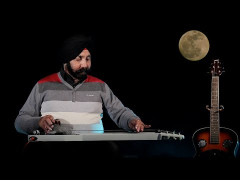 Mujhko Is Raat Ki - Hawaiian Guitar Instrumental By Balbir Singh |Studio Octave Productions|