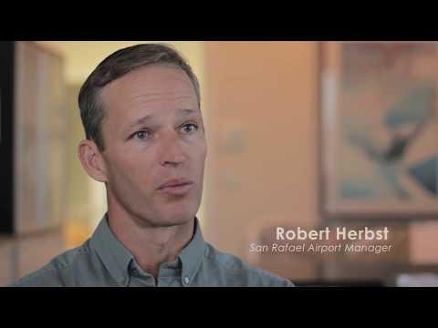 Renewable Energy Takes Flight in San Rafael (30s)