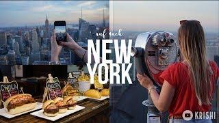 FMA: New York - Flug, Air Bnb und Highlights 🗽