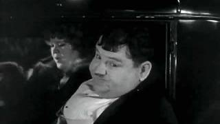 Laurel & Hardy - Oliver getting married