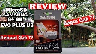 [Review] Micro SD Samsung 64GB EVO Plus U3 | Harga Bersahabat Kualitas Mangstap