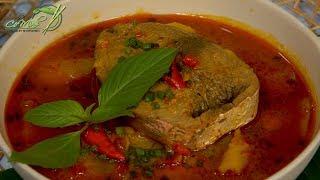 Bếp Cô Minh | Tập 108 - Hướng dẫn cách làm Bún Cá Ngừ Lagi ngon đúng điệu - Tuna vermicelli Lagi